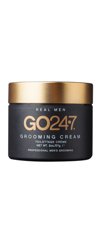 GO24·7 GROOMING CREAM Mens hair product