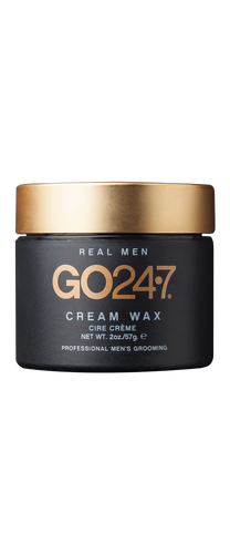 GO24·7 CREAM WAX