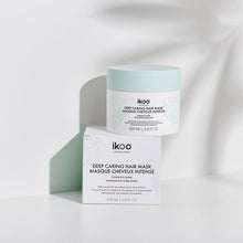 Load image into Gallery viewer, ikoo DEEP CARING HAIR MASK FOR DRY, BRITTLE HAIR Hydrate & Shine
