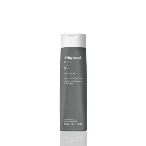 Living Proof Perfect Hair Day conditioner A revolutionary weightless conditioner that helps deliver beautiful healthy looking hair by improving its appearance over time.  Adds lightweight conditioning Helps you wash your hair less often Makes hair look healthier instantly and improves over time