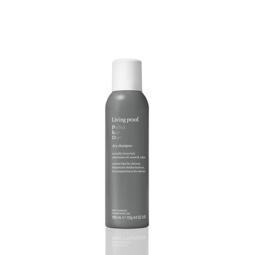 Living Proof Perfect Hair Day Dry Shampoo refeshed hair from oil, sweat. add volume and Odor neutralizers eliminate unwanted smells, and a time-release fragrance releases a light, refreshing, long-lasting scent.