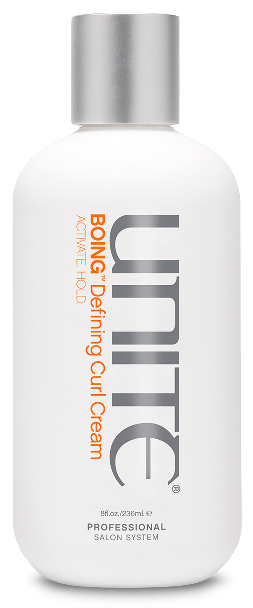 Unite boing defining curl cream for curly hair