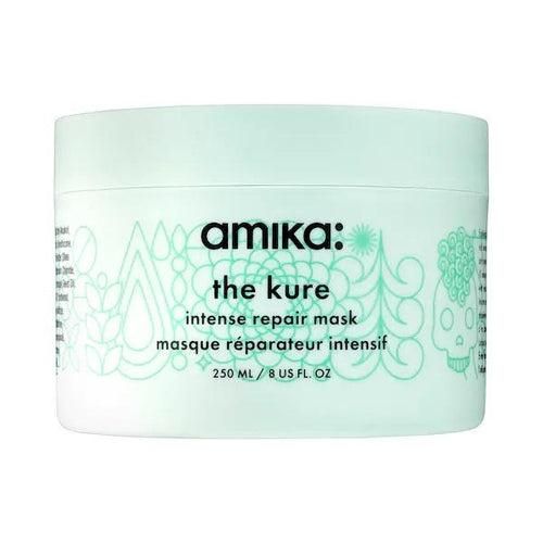 amika The Kure Intense Repair Hair Mask for Damaged Hair treatment