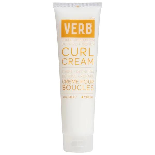Verb curl cream for curly hair