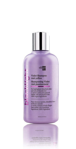 Oligo Professional Anti-Yellow Violet Shampoo