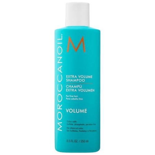 Moroccanoil Extra Volume Shampoo for fine hair