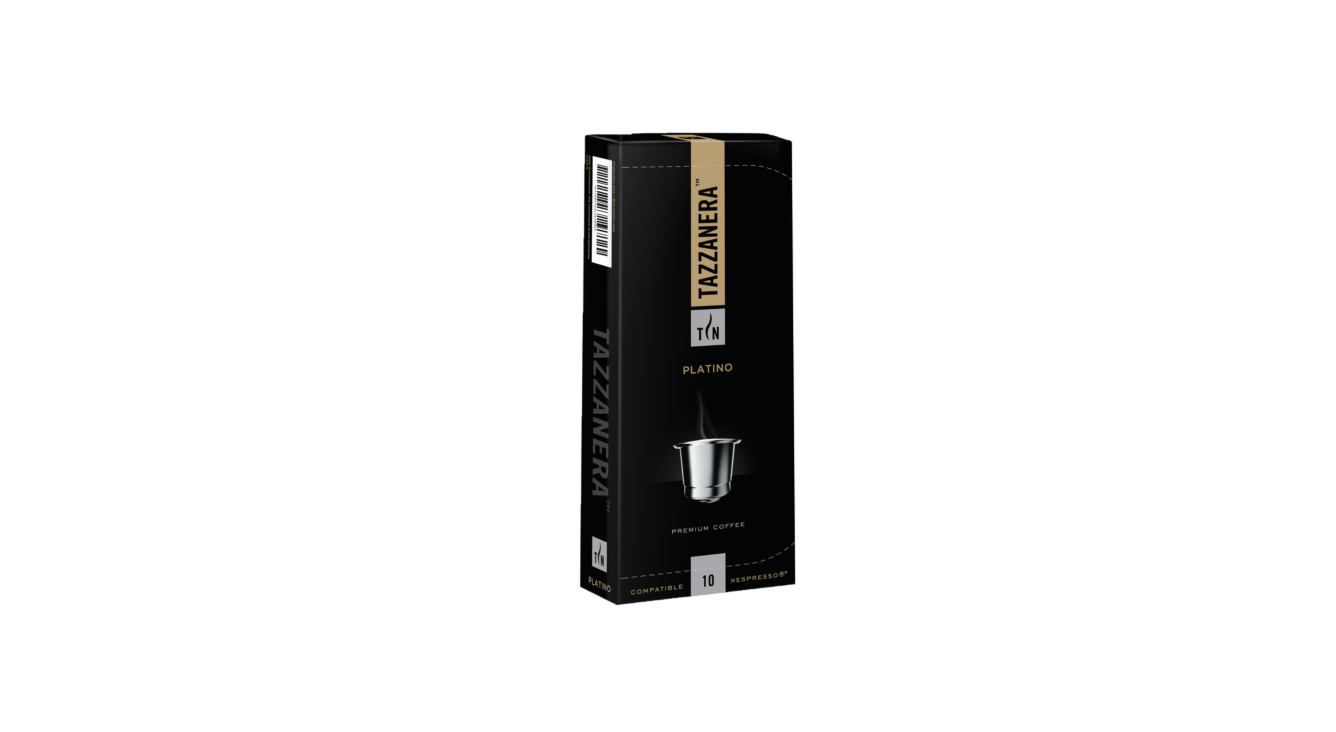 Tazzanera Coffee Capsule (Any Flavour)