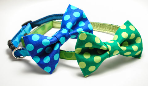 Matching Bow Tie for any Fabric Collar