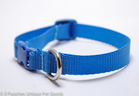 Classic Solid Cat Safety Collar