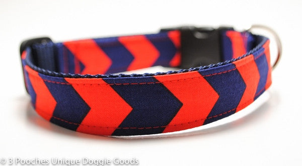 Rugby Chevron Stripe - Red LIMITED