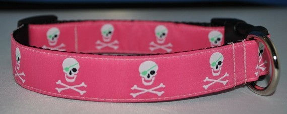 Pirate Skull Pink