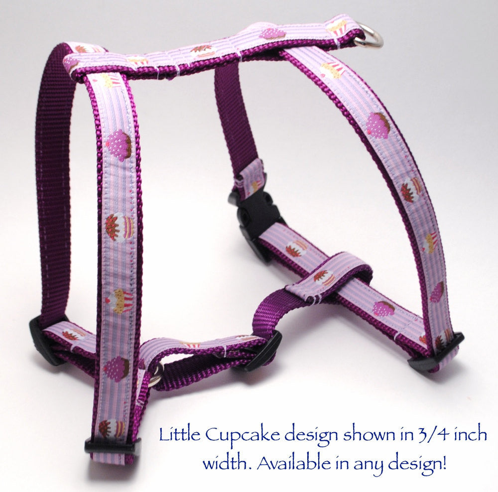 CHOOSE YOUR DESIGN - Personalized Standard Harness