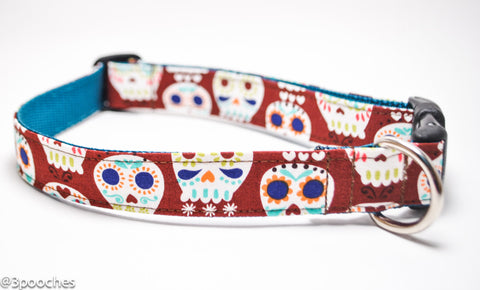 Sugar Skulls - Brown