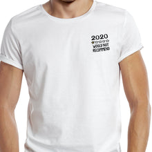 Load image into Gallery viewer, 2020 Review Embroidered T-Shirt T-Shirt ALLPOP