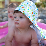 Fishies Girl Hooded Towel - mumsbuddy.com
