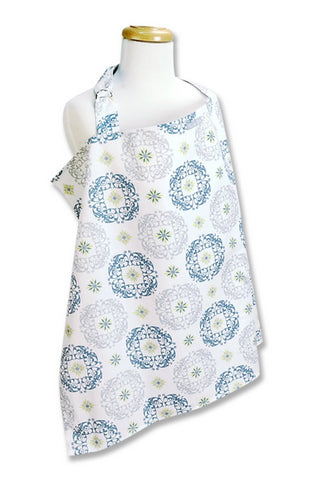 Trend Lab Nursing Cover, Monaco Design - mumsbuddy.com