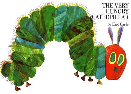 The Very Hungry Caterpillar - Carle, Eric Board Picture Book - mumsbuddy.com