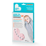 Love To Dream Baby Swaddle Or Wrap, Pink, Small - mumsbuddy.com
