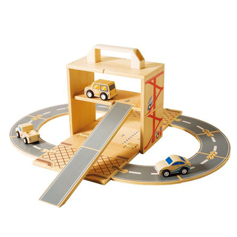 Car Playset, Boxset - mumsbuddy.com