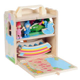 Fairy House Playset, Boxset - mumsbuddy.com