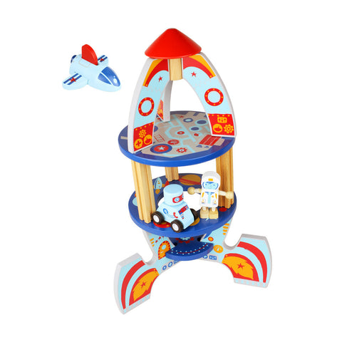 Space Ship, Qpack Toy Set - mumsbuddy.com