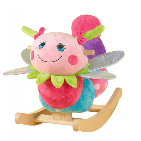 Darla Dragonfly Rocker