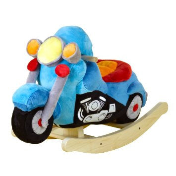 Lil' Biker Motorcycle Rocker