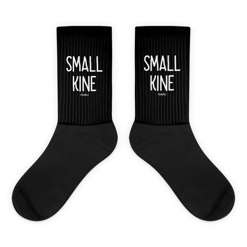 """SMALL KINE"" PIDGINMOJI Socks"