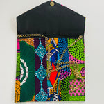 Load image into Gallery viewer, Ankara Envelope Clutches