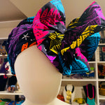 Load image into Gallery viewer, Ankara Turban - Pre-tied/Slip-on