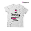 "T-Shirt Bambino ""LOADING FRATELLINO"""
