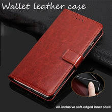 Load image into Gallery viewer, Flip Case For ZTE Blade A5 A3 2020 Premium PU Leather Funda Cover For ZTE Blade A3 A52019 A622 Phone Wallet Capas Coque