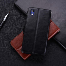 Load image into Gallery viewer, For ZTE Blade A5 2020 Protective Flip Case For ZTE Blade A622 Stand Case For ZTE Blade A3 A5 2019 Leather Wallet Protector Cover
