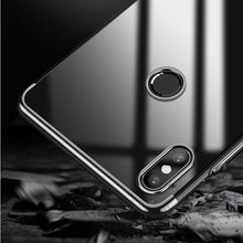 Load image into Gallery viewer, For Xiaomi Redm 8 Pro 8Pro Case Soft Clear TPU For Redmi Note 8 Case For Xiaomi Redmi Note 8T Transparent Phone Silicone Cover