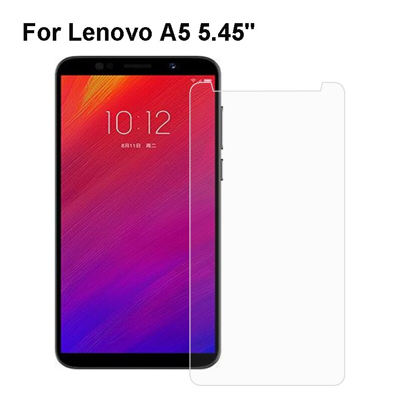 For Lenovo A5 Tempered Glass Steel Film Front Protective Replacemant Part For Lenovo A5 Glass Screen Protector Mobile Phone Film