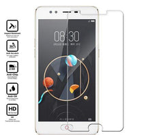 Load image into Gallery viewer, 9H 2.5D For ZTE Nubia M2 Glass Transparent Screen Smartphone Protector Films For ZTE Nubia M2 Lite Tempered Glass Film