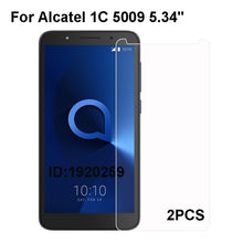 Load image into Gallery viewer, Alcatel 1C 5009 Tempered Glass Protective Film For Alcatel 1C 5009 Glass Screen Protector Mobile Phone Film