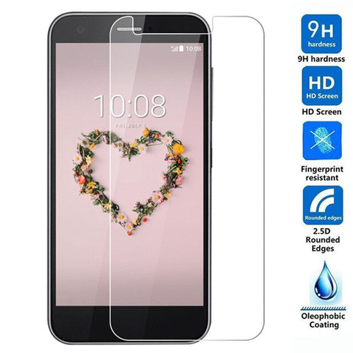 2.5D 9H Premium Tempered Glass For ZTE Blade Z10 Screen Protector for ZTE Blade A512 Toughened Protective film For ZTE Z10 Glass