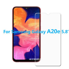 Load image into Gallery viewer, Glass For Samsung Galaxy A20e Tempered Glass Screen Protective Film For Samsung Galaxy A20 e Glass Screen Protector Smartphone