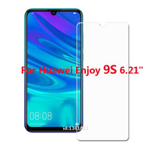 Load image into Gallery viewer, Glass For Huawei Enjoy 9S Tempered Glass Screen Protective Film For Huawei Enjoy 9S Glass Screen Protector Smartphone 6.21""