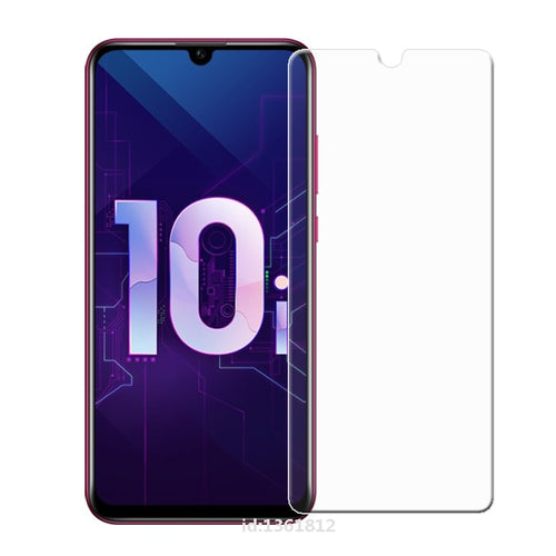 2pcs Tempered Glass for Huawei Honor 10i 8A 10 Lite 8C 8X Play P20 P30 Pro P Smart 2019 Protective Film Screen Protector Glass