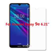 Load image into Gallery viewer, Glass For Huawei Enjoy 9e Tempered Glass Screen Protective Film For Huawei Enjoy 9 e Glass Screen Protector Smartphone 6.09""