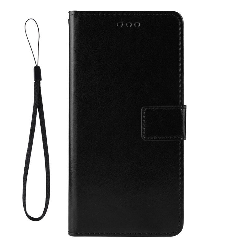 For ZTE Blade A5 2020 Protective Flip Case For ZTE Blade A622 Stand Case For ZTE Blade A3 A5 2019 Leather Wallet Protector Cover