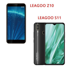 Load image into Gallery viewer, For Leagoo S11 Tempered Glass High Quality 9H 2.5D 0.33MM Ultra Slim Clear Front Screen Protector for Leagoo Z10 Film