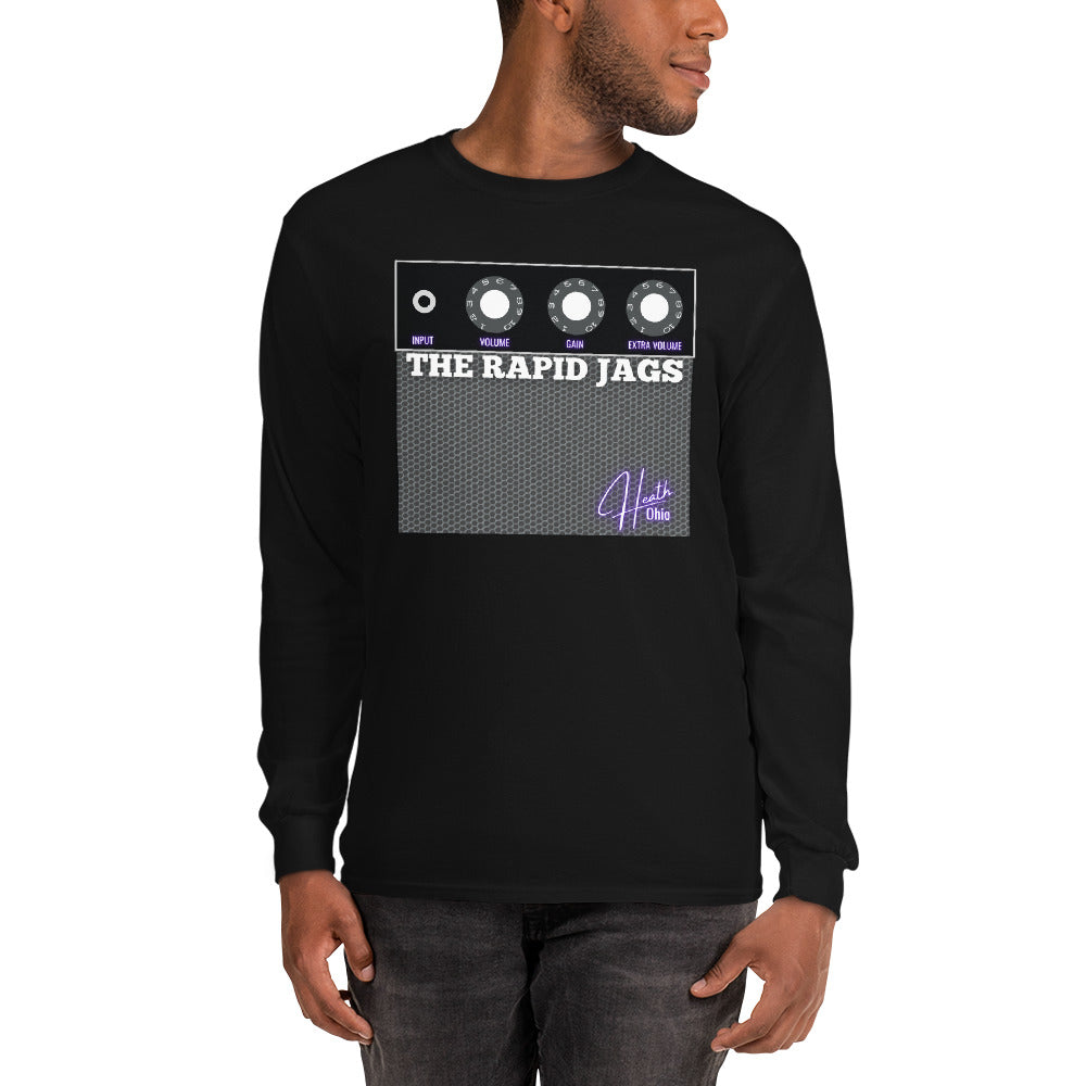Extra Volume Amp Men's Long Sleeve Shirt