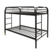 Thomas Black Bunk Bed (Twin/Twin) image