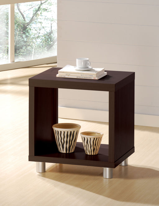 Redland Espresso End Table image