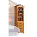 Tree House Rustic Oak Bookcase image