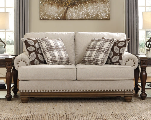 Harleson Signature Design by Ashley Loveseat image