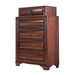 Konane Brown Cherry Chest image